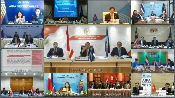 ASEAN Diharapkan Lebih Responsif Jawab Tantangan Regional 113