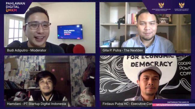 Bangun Indonesia Lewat Ekosistem Inovator Digital 113