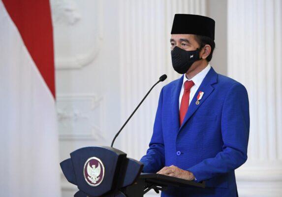 Presiden Jokowi Dorong PBB Perkuat Kerja Sama dalam Penanganan Covid-19 113