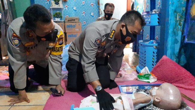 Polda Banten Peduli, Kunjungi dan Bantu Balita Penderita Hydrocephalus di Serang 114