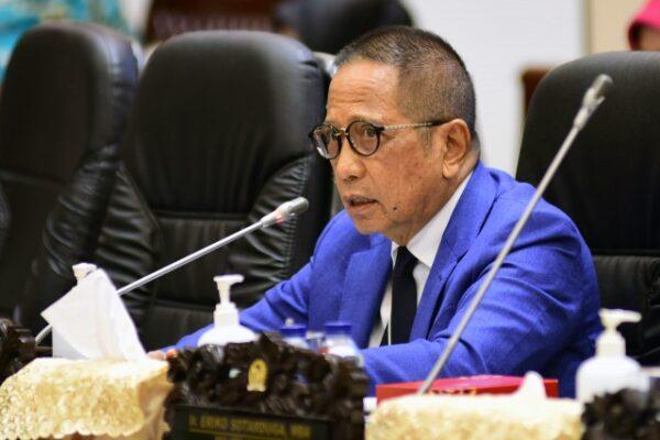 Komisi XI Setujui Rp 43,3 Triliun Anggaran Kemenkeu Tahun 2021 111