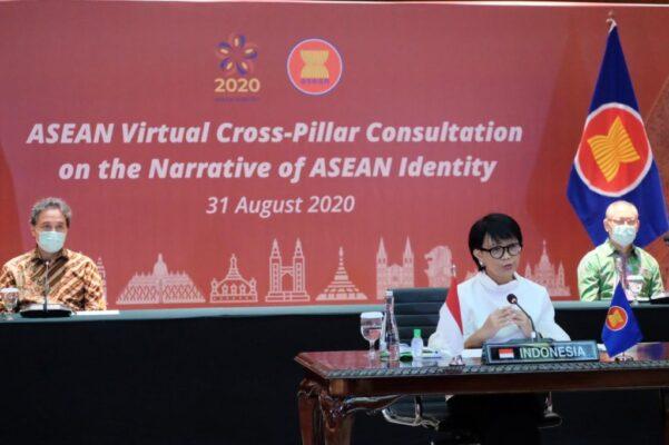 Menlu : Narasi ASEAN Identity Penting untuk Tingkatkan Awareness dan Relevansi ASEAN 113