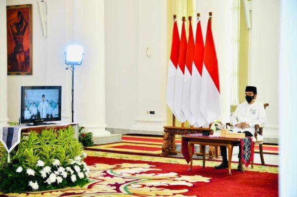 Presiden : Bagi Pemerintah Kesehatan Rakyat dan Keselamatan Umat Adalah Prioritas Utama 113