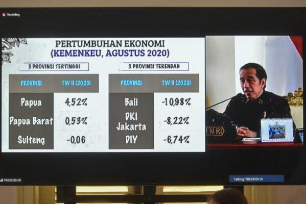Presiden Minta Percepat Belanja APBD Provinsi dan Kabupaten/Kota 113