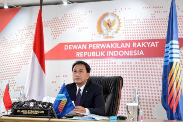 Resmi Ditutup, Sidang AIPA ke-41 Diharapkan Perkuat Kerja Sama Kawasan ASEAN 113