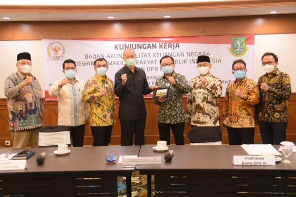 BAKN Telaah Efektivitas Subsidi Energi Transportasi di Sukabumi 113