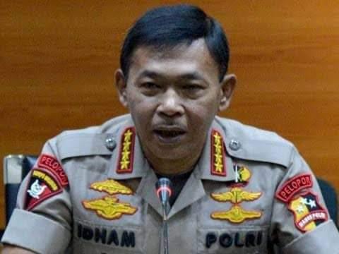 Kapolri : Sikat Semua Pihak Yang Terlibat Dalam Kasus Buronan Kelas Kakap Djoko Tjandra 113