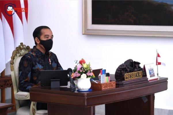 Jokowi Naikkan Santunan Kematian Anggota TNI-Polri dan PNS Kemenhan 113