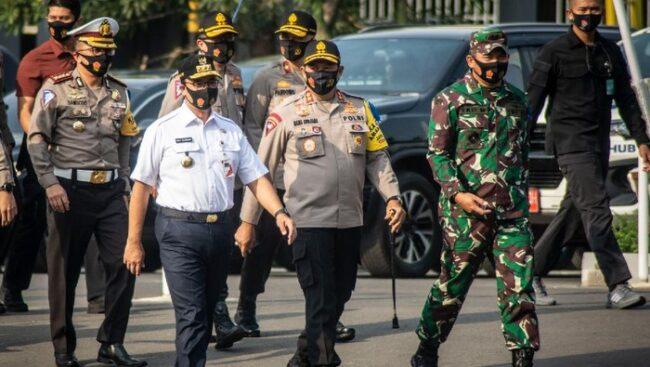 Kapolda Metro Jaya Imbau Masyarakat Untuk Tidak Terprovokasi Hoax soal Omnibus Law 113
