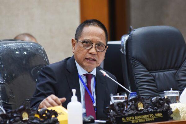 Komisi XI Dorong Percepatan Pembangunan Ekonomi Kawasan di Provinsi Jawa Tengah 113