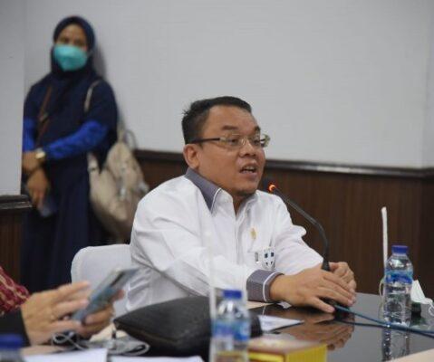 Komisi IX Prihatin, Kantor Wali Kota Serang Tak Terapkan Protokol Kesehatan 113