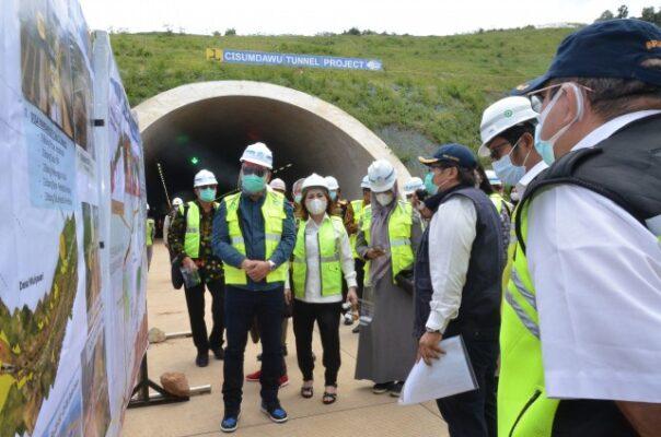 Komisi XI Dorong Percepatan Pembangunan Tol Cisumdawu 113