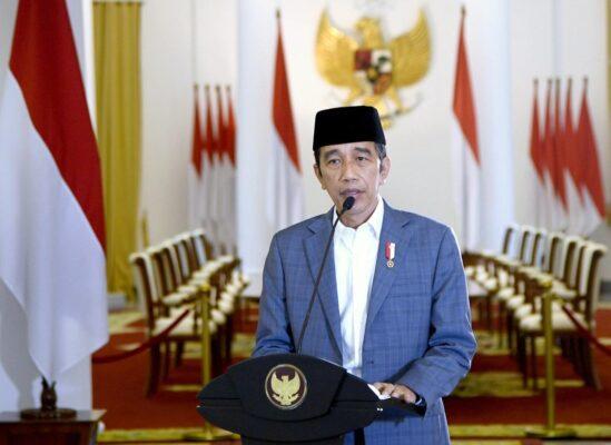 Maulid Nabi, Presiden Ajak Umat Islam Meneladani Akhlak Terbaik Rasulullah 113