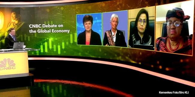 Menkeu: Pemerintah Gunakan Semua Instrumen Pulihkan Ekonomi Masyarakat 113