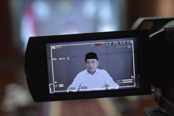 Menko PMK : Presiden Minta Agar Penyelenggaraan GPDRR Dipersiapkan dengan Baik 113