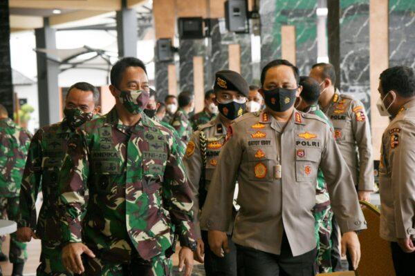 Operasi Yustisi Sebulan, TNI-Polri Tindak 5,9 Juta Pelanggar Protokol Kesehatan 113