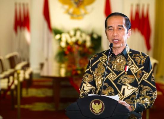 Presiden : Pandemi COVID-19 Tak Hambat Upaya Pemerintah Lakukan Reformasi Struktural 113