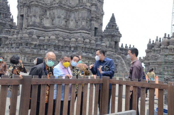 Pembangunan Kereta Gantug di Candi Prambanan Harus Diperhitungkan 113
