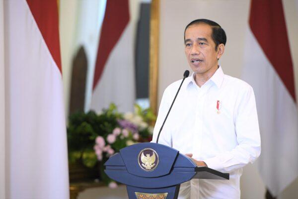 Penjelasan Presiden Mengenai Disinformasi Terkait UU Cipta Kerja 113