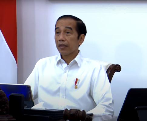 Presiden : Antisipasi Dampak La Nina di Sektor Pertanian, Perikanan, dan Perhubungan 111