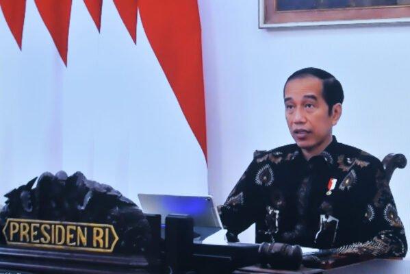 Presiden Perintahkan Penanganan Covid-19 di 12 Kabupaten/Kota Diprioritaskan 113