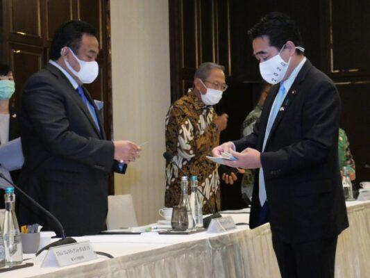 Rachmat Gobel : Kunjungan PM Jepang Siratkan Pesan Strategis 113