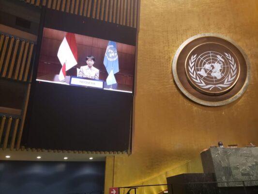 Indonesi Serukan Penghapusan Senjata Nuklir Elemen Penting Perdamaian Internasional 113