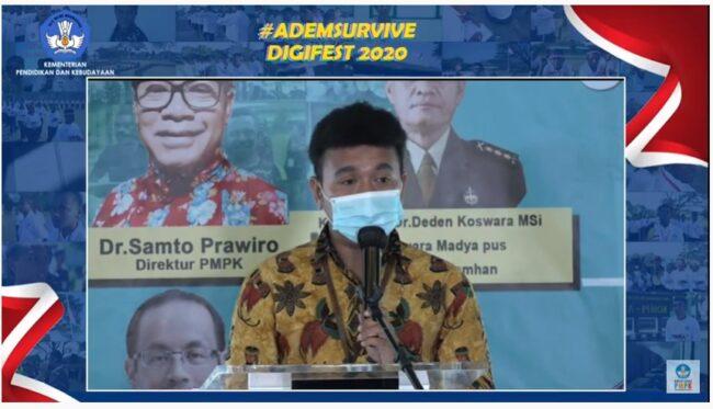 Stafsus Presiden Billy Mambrasar : Presiden Terus Berkomitmen Bangun SDM Papua 113
