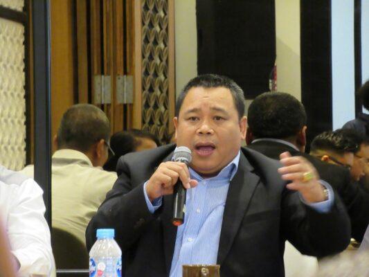 Komisi XI Apresiasi Penataan NLE di Pelabuhan Tanjung Emas Semarang 113