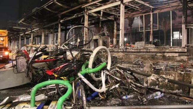 8 Halte Busway Dibakar dan 10 Rusak, Kerugian Diperkirakan Rp45 Miliar 113