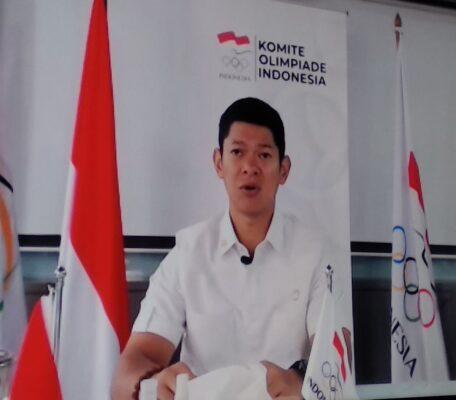 Ketua Umum KOI: Proses Bidding Olimpiade 2032 Ditangani Komite Khusus 113