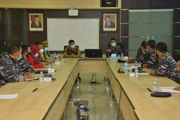 Akademi Angkatan Laut Jajaki Kerjasama dengan Poltekpel Surabaya 113