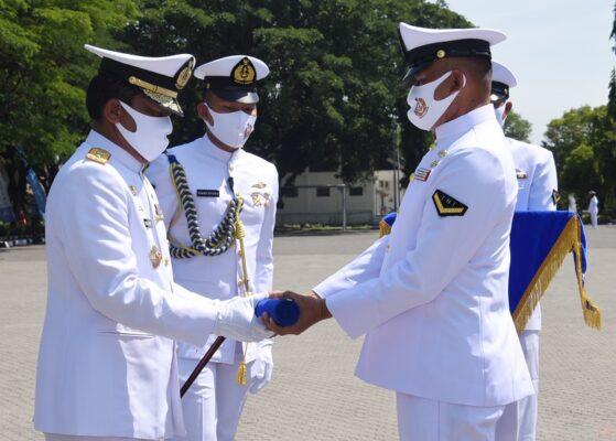Dankodiklatal Lantik 999 Siswa Diktukbakat TNI AL TA 2020 113