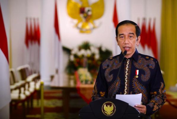 Inilah Empat Pesan Presiden Jokowi Untuk Penerima Beasiswa LPDP 113