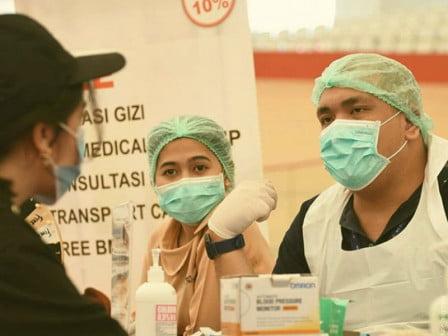 Jakpro Berhasil Kumpulkan 107 Kantong Darah untuk PMI 113