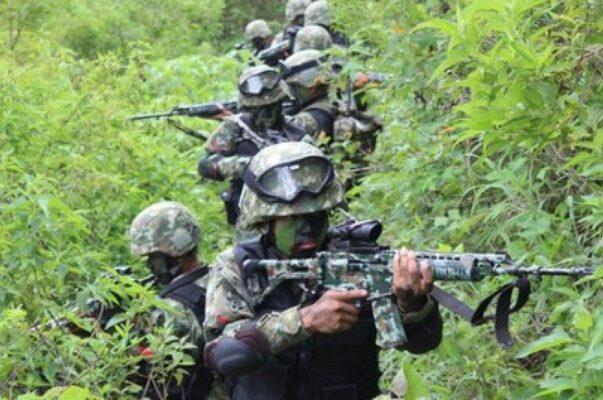 Kontak Tembak Lagi di Intan Jaya, 1 TNI Gugur 113