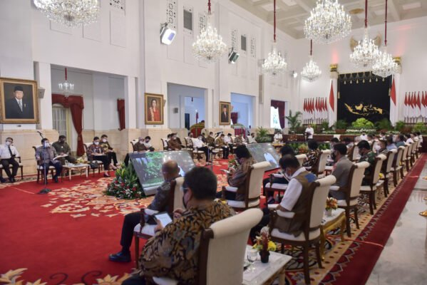 Presiden Minta Perpanjangan Fasilitas GSP Digunakan Menarik Investasi 113