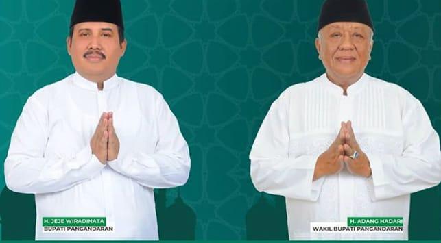 Pemerintah Kabupaten Pangandaran Meluncurkan Program Maghrib ke Masjid 113