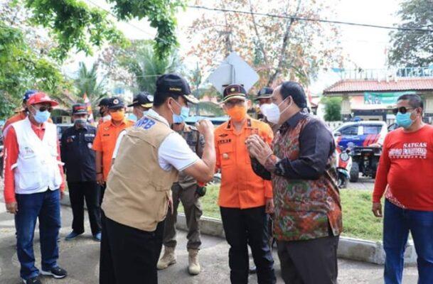 Pangandaran Terima Bantuan 16 Ribu Masker dari BPBD Jabar 114
