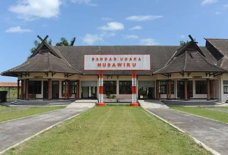 Dongkrak Pariwisata, Bupati Pangandaran Akan Kembangkan Bandar Udara Nusawiru 112
