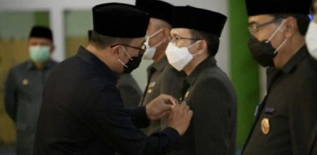 Gubernur Jabar Kukuhkan Dani Ramdan Menjadi Pjs Bupati Pangandaran 113
