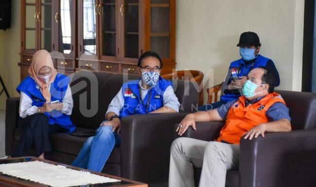 PSBB Kabupaten Pangandaran Mendapat Apresiasi Satgas Covid-19 Provinsi Jawa Barat 113