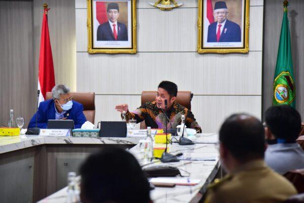 Berjalan Lancar, Komisi II DPR RI Apresiasi Penyelenggaraan Pilkada Serentak di Sumsel 113