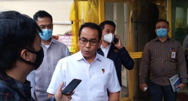 Bareskrim Dampingi Komnas HAM Uji Balistik Proyektil Peluru 113