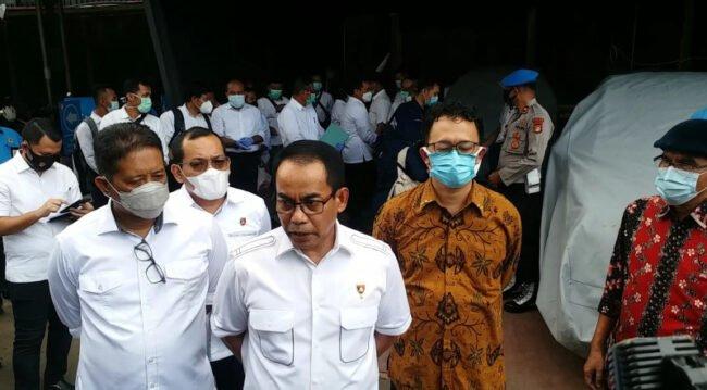 Bareskrim Limpahkan Berkas-Tersangka Kasus Kebakaran Kejagung Awal Tahun 2021 113