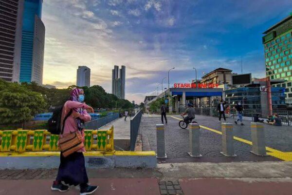 Polda Metro Jaya Akan Tutup Jalan Jenderal Sudirman - Thamrin di Malam Tahun Baru 111