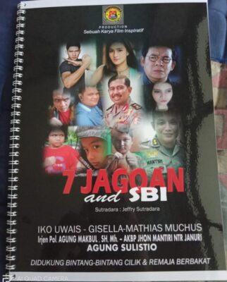 SBI Bekerjasama Dengan Sutradara Jeffry Garap Film: 7 Jagoan Cilik 114