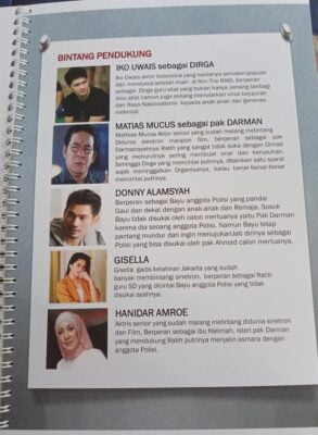 SBI Bekerjasama Dengan Sutradara Jeffry Garap Film: 7 Jagoan Cilik 115