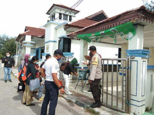 Masuk Pulau Seribu, Wajib Menerapkan Prokes Ketat 113