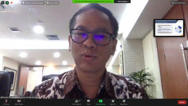 Deputi Seskab Bidang Perekonomian Sebut Vaksin COVID-19 Bangkitkan Optimisme Hadapi 2021 113